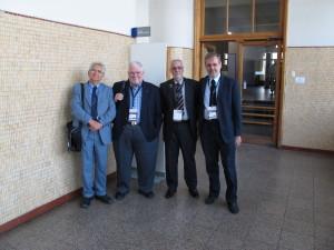 i fondatori della commissione toponomastica